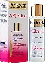Духи, Парфюмерия, косметика Лосьон-праймер для лица - Dax Cosmetics Perfecta Azjatica White Lotion-Primer