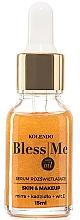 Духи, Парфюмерия, косметика Осветляющая сыворотка для лица - Bless Me Cosmetics Saint Oil Illuminating Serum
