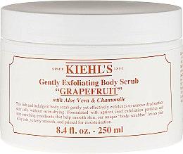 Духи, Парфюмерия, косметика Отшелушивающий пилинг - Kiehl's Body Scrub Grapefruit