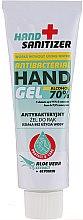 Духи, Парфюмерия, косметика Антибактериальный гель для рук с экстрактом алоэ - Sattva Antibacterial Hand Gel Aloe Vera Extract