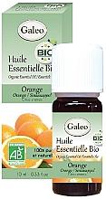 Духи, Парфюмерия, косметика Органическое эфирное масло апельсина - Galeo Organic Essential Oil Orange