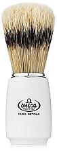 Духи, Парфюмерия, косметика Помазок для бритья, 11711, кремовый - Omega