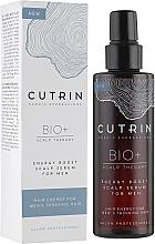 Духи, Парфюмерия, косметика Укрепляющая сыворотка для кожи головы мужчин - Cutrin Bio+ Energy Boost Scalp Serum For Men