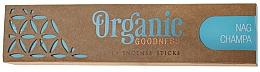 Духи, Парфюмерия, косметика Ароматические палочки - Song Of India Organic Goodness Nag Champa
