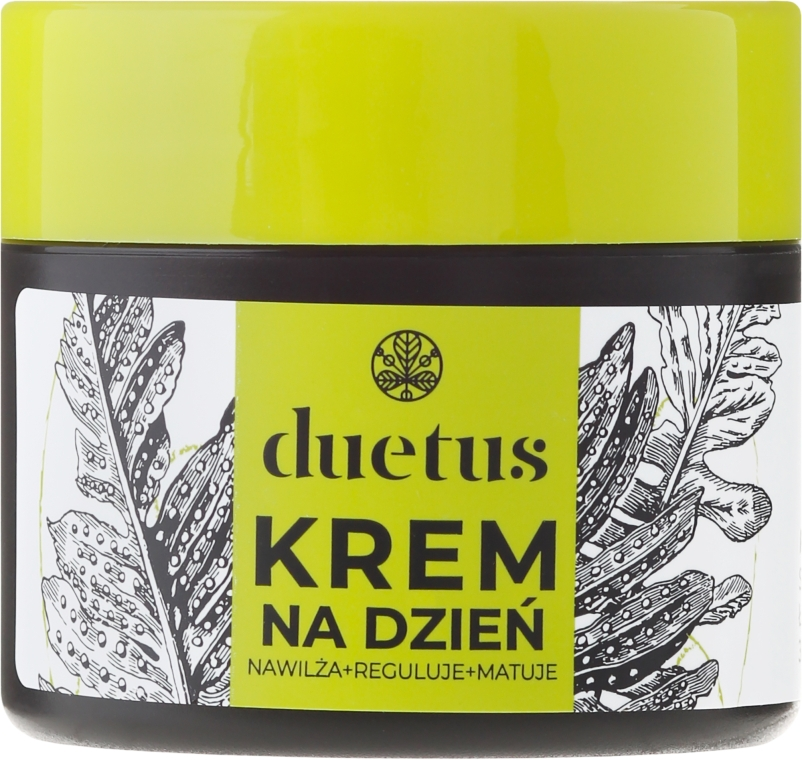Дневной крем для лица - Duetus Day Face Cream — фото N2