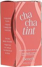 Духи, Парфюмерия, косметика Жидкий пигмент для губ и щек - Benefit Chachatint (мини)