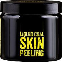 Духи, Парфюмерия, косметика Пилинг для тела с активированным углем - Sadza Soap Liquid Coal Skin Peeling
