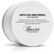 Духи, Парфюмерия, косметика Крем для бритья - Baxter of California Super Close Shave Formula
