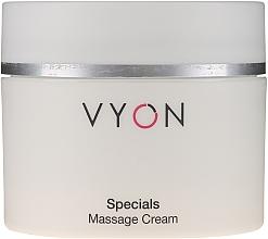 Духи, Парфюмерия, косметика Массажный крем - Vyon Massage Cream