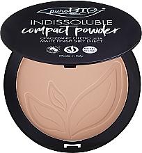 Духи, Парфюмерия, косметика Компактная пудра для лица - PuroBio Cosmetics Compact Powder