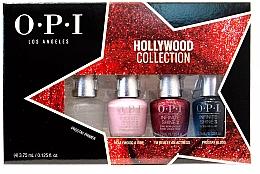 Духи, Парфюмерия, косметика Набор - O.P.I Infinite Shine 2 Hollywood Collection Spring 2021 Mini Set