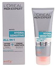 Духи, Парфюмерия, косметика Крем после бритья - L'Oreal Paris Men Expert Hydra Sensitive After-Shave