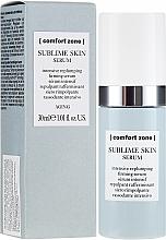 Духи, Парфюмерия, косметика Антивозрастная сыворотка для лица - Comfort Zone Sublime Skin Serum