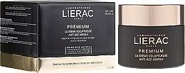 Духи, Парфюмерия, косметика Крем для лица оригинальная текстура - Lierac Premium la Creme Voluptueuse Texture Originelle
