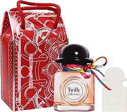Духи, Парфюмерия, косметика Hermes Twilly D'Hermes - Набор (edp/50ml + ceramic to perfume)
