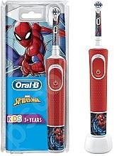 Духи, Парфюмерия, косметика Электрическая зубная щетка - Oral-B Vitality Kids Spiderman