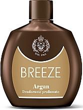 Духи, Парфюмерия, косметика Breeze Argan - Парфюмированный дезодорант