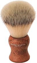 Духи, Парфюмерия, косметика Помазок для бритья - Acca Kappa Shaving Brush Natural Style Marrone