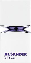 Jil Sander Style - Парфюмированная вода — фото N1