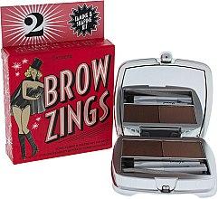 Духи, Парфюмерия, косметика Набор для моделирования бровей - Benefit Brow Zings (2 -Warm Golden Blonde)