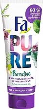 "Духи, Парфюмерия, косметика Гель для душа ""Пачули и Апельсин"" - Fa Pure Paradise Shower Gel Patchouli & Orange"