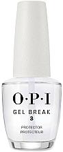 Духи, Парфюмерия, косметика Топовое покрытие для ногтей - O.P.I Gel Break Protector Top Coat