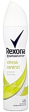 Духи, Парфюмерия, косметика Дезодорант-спрей - Rexona Motionsense Stress Control
