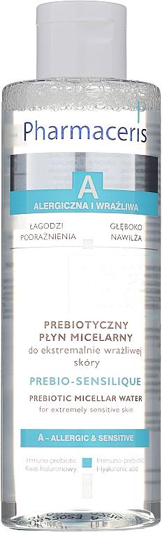 Пребиотическая мицеллярная жидкость - Pharmaceris A Prebio-Sensilique — фото N1