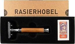 Станок для бритья Т-образный - Vie-Long Timor Safety Razor — фото N2