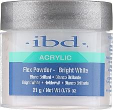 Духи, Парфюмерия, косметика Акриловая пудра, ярко-белая - IBD Flex Powder Bright White