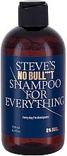 Духи, Парфюмерия, косметика Мужской шампунь - Steve?s No Bull***t Shampoo for Everything