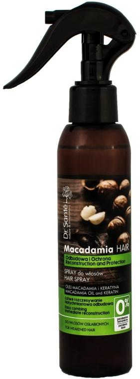 Спрей для волос - Dr. Sante Macadamia Hair  — фото N1