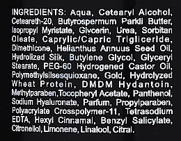Гиалуроновый крем для тела - Silcare So Rose! So Gold! Hyaluronic Body Cream — фото N3