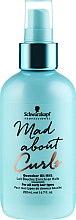 Духи, Парфюмерия, косметика Масляное молочко для волос - Schwarzkopf Professional Mad About Curls Quencher Oil Milk