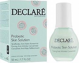 Духи, Парфюмерия, косметика Концентрат с пробиотиками, подтягивающий против морщин - Declare Probiotic Skin Solution Firming Anti-Wrinkle Concentrate