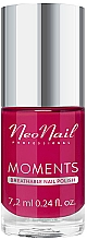 Духи, Парфюмерия, косметика Лак для ногтей - NeoNail Professional Moments Breathable Nail Polish