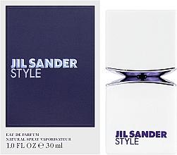 Jil Sander Style - Парфюмированная вода — фото N2