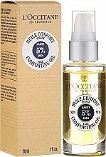 Духи, Парфюмерия, косметика Масло для лица - L'occitane Oil Face Comfort