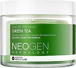 Духи, Парфюмерия, косметика Пилинговые диски с зеленым чаем - Neogen Dermalogy Bio Peel Gauze Peeling Green Tea