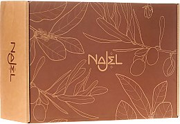 Набор - Najel For Him Special Set (soap/100g+ deo/90g+oil/125ml+soap/dish/1pcs) — фото N1