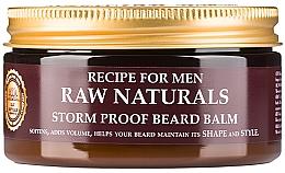 Духи, Парфюмерия, косметика Бальзам для бороды - Recipe For Men RAW Naturals Storm Proof Beard Balm