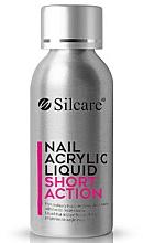 Духи, Парфюмерия, косметика Акриловая жидкость - Silcare Nail Acrylic Liquid Comfort Shot Action