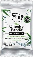 Духи, Парфюмерия, косметика Влажные салфетки - The Cheeky Panda Biodegradable Bamboo Handy Wipes