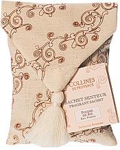 """Духи, Парфюмерия, косметика Ароматическое саше в мешочке """"Рисовая пудра"""" - Collines de Provence Rice Powder"""