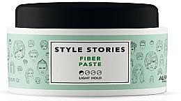 Духи, Парфюмерия, косметика Матовая паста легкой фиксации для волос - Alfaparf Milano Style Stories Fiber Paste Light Hold