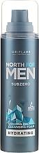 Духи, Парфюмерия, косметика Пена для бритья и умывания 2в1 - Oriflame Subzero North For Men Shaving Foam