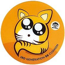 Духи, Парфюмерия, косметика ВВ-кушон - Dr. Mola 3rd Generation BB Cushion Cat