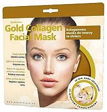 Духи, Парфюмерия, косметика Коллагеновая маска для лица с золотом - GlySkinCare Gold Collagen Facial Mask