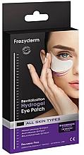 Духи, Парфюмерия, косметика Гидрогелнвые патчи для глаз - Frezyderm Revitalization Hydrogel Eye Patch