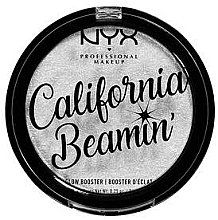 Духи, Парфюмерия, косметика Хайлайтер для лица - NYX Professional Makeup California Beamin' Glow Booster